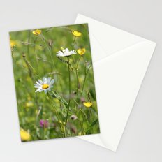 Wild meadow Stationery Cards