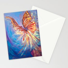 Metamorphasis Stationery Cards