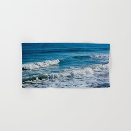Crashing Waves Hand & Bath Towel