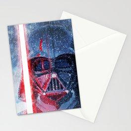 Darth Vader Storm Stationery Cards