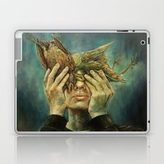With one Stone. Laptop & iPad Skin