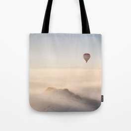 Hot-Air Balloon I Tote Bag