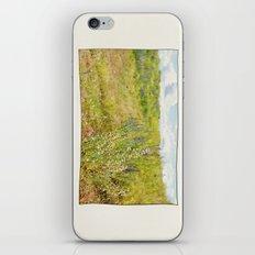 Wild Flowers. iPhone & iPod Skin