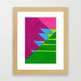 Clade2 Framed Art Print