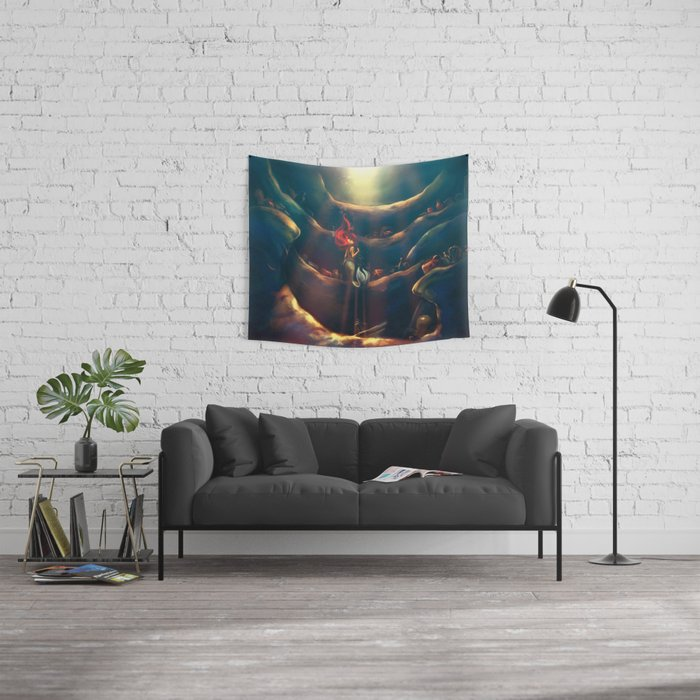 Someday Wall Tapestry