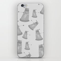 Daleks iPhone & iPod Skin