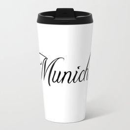 Munich Travel Mug