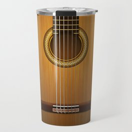 Classic Guitar Travel Mug