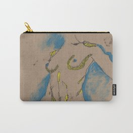 Huellas: the beauty Carry-All Pouch