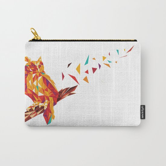 OWL CUBES Carry-All Pouch