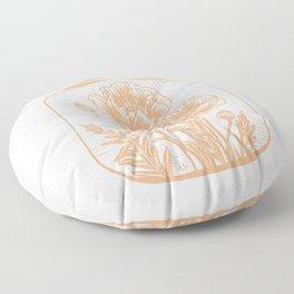 Poppy Potion Floor Pillow
