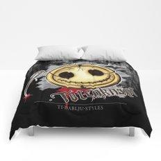 Totenknopf Comforters