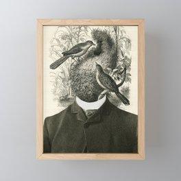 Mercy / vilify (2015) Framed Mini Art Print