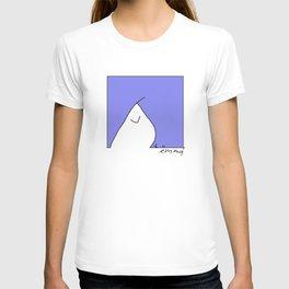 Lauren at Chirtmats B T-shirt