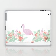 tropical flamingo Laptop & iPad Skin