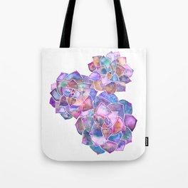 Rosette Succulents – Galaxy Palette Tote Bag