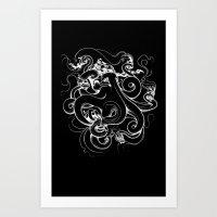 Mr Coladita 3 Art Print