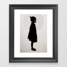 The Dream Of Love Framed Art Print