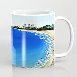 Mooloolaba by Jolene Ejmont Coffee Mug