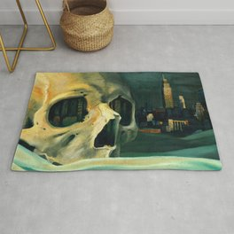 Civilizations Oil Painting Rug