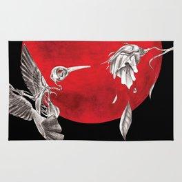 Revived Hummingbird Rug
