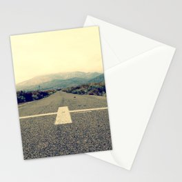 The Road to Freedom Stationery Cards
