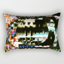 The Interference Rectangular Pillow
