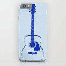 Minimalistic Guitar iPhone 6 Slim Case