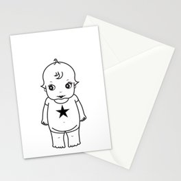 kewpie cupie doll Stationery Cards