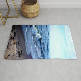 The Lonely Ship and the Sea Rug