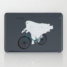 Negative Ghostrider G iPad Case