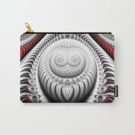 Alien fractal Carry-All Pouch