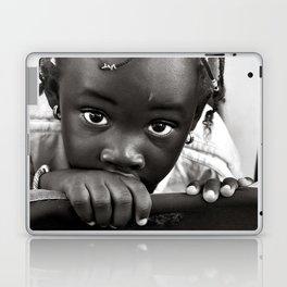 LOOKING INTO MY EYES Laptop & iPad Skin