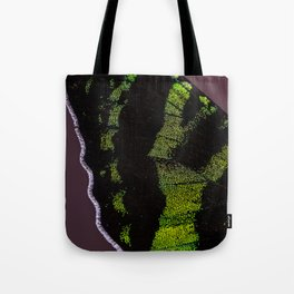 I dreamed I was a butterfly, flitting around in the sky; then I awoke. Tote Bag