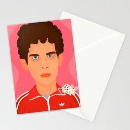 Chas Tenenbaum Stationery Cards