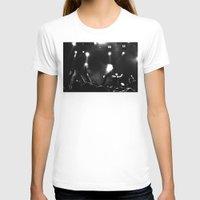 concert T-shirts featuring Concert by Adrián Peñalver