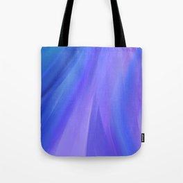 The Purple Wave Tote Bag