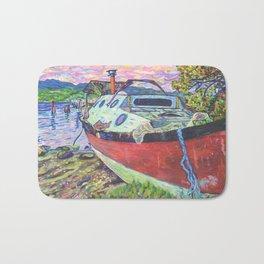 Claude's Boat Bath Mat