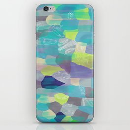 the mind of One iPhone Skin