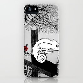 A Winter Story iPhone Case