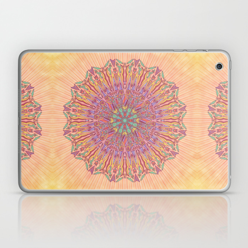 Acute Conditions. Laptop & Ipad Skin by Spacejungle LSK922976