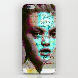 Love Bomb iPhone Skin