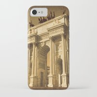 lee pace iPhone & iPod Cases featuring Arco della Pace Milan by Louisa Catharine Photography