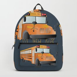 My New Ride Backpack