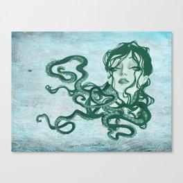 Kracken Canvas Print