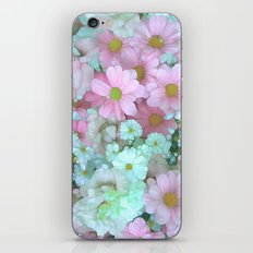Flower Sorbet iPhone & iPod Skin