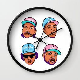 NWA Wall Clock