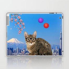 Nessie in Tokyo Laptop & iPad Skin