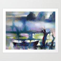 Ruben9 Art Print