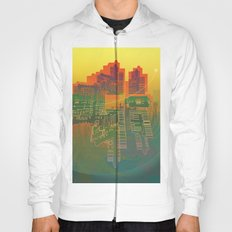 Station / Spatial Factor 19-12-16 Hoody